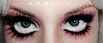 .Bows and Curtseys...Mad About Makeup.: Cute and Creepy Ventriloquist Doll