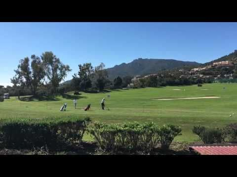 A look on the golf course - YouTube