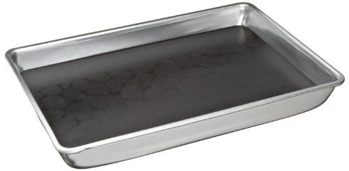 """American Educational 7-350 Aluminum Dissecting Pan with Wax, 11"""" Length x 7"""" Width x 1-1/2"""" Height  Dissecting pan for general laboratory use  Aluminum for resistance to corrosion and tarnishing  Smooth, rolled edges for safe operation and stacking  Comes with wax  Measures 11.25 x 7.5 x 1.5 inches (L x W x H)"""