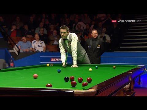 Mark Selby v Marco Fu Frame 24 SF World Championship 2016 ...