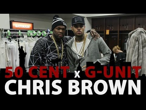 "DOWNLOAD: [VIDEO] 50 CENT X CHRIS BROWN - ""BETWEEN THE SHEET TOUR"" NYC 