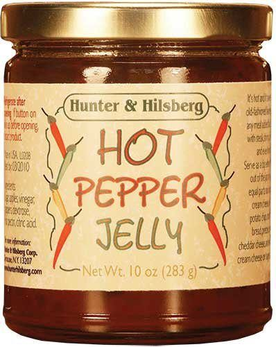 Hot pepper jelly contains capsaicin, a chemical that speeds metabolism. It burns fat, prevents cancer, and treats inflammation.
