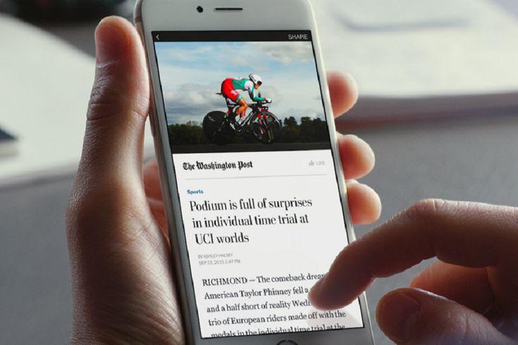 """#InstantArticles arricchiti con l'aggiunta di foto e video a 360° #Facebook - Da adesso gli editori potranno inserire questo tipo di contenuti negli articoli """"super veloci"""" e gli utenti che pubblicheranno le immagini sferiche, potranno scegliere addirittura l'angolazione migliore...  Leggi tutto qui:"""