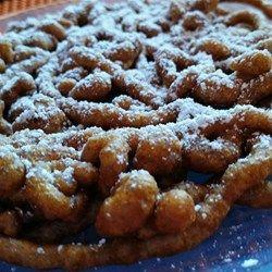 Pumpkin Funnel Cakes Allrecipes.com
