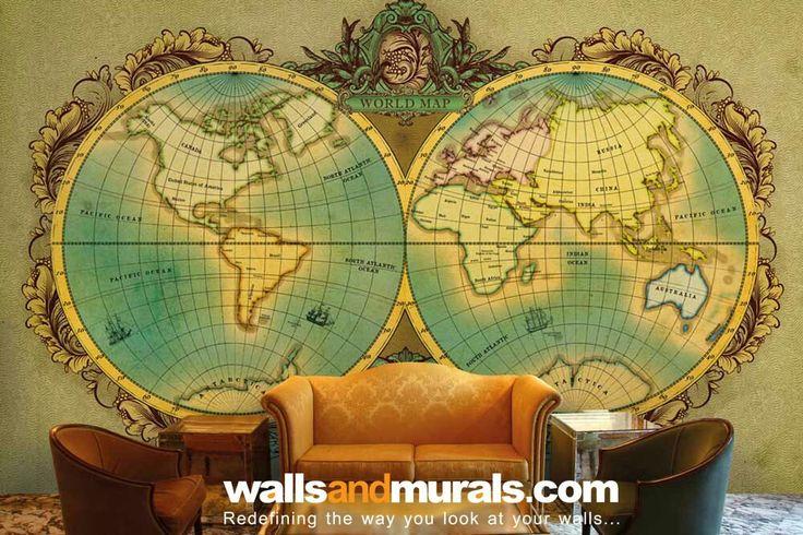 Famous landmarks 3d world map wallpaper maps wallpaper famous landmarks 3d world map wallpaper maps wallpaper pinterest wallpaper gumiabroncs Gallery