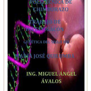 PORTADA ESCUELA SUPERIOR POLITECNICA DE CHIMBORAZO TRABAJO DE INVESTIGACÓN GENÉTICA DEL SIGLO XXI MARÍA JOSÉ QUILUMBA ING. MIGUEL ÁNGEL ÁVALOS   INTRODUCC. http://slidehot.com/resources/esquema-de-un-informe-con-utilizacion-de-numeracon-y-estilos.57314/