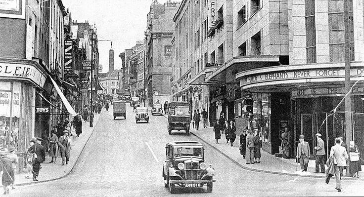 1939, Union Street, Bristol