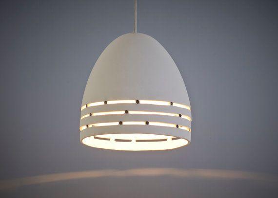 Lampada da soffitto. Illuminazione. di rachelnadlerceramics