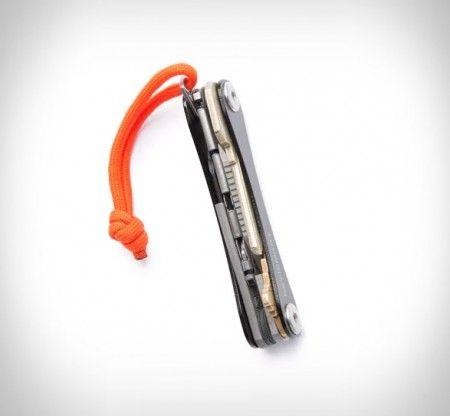 Kit Compacto de sobrevivência EDC Huckberry - Imagem - 4