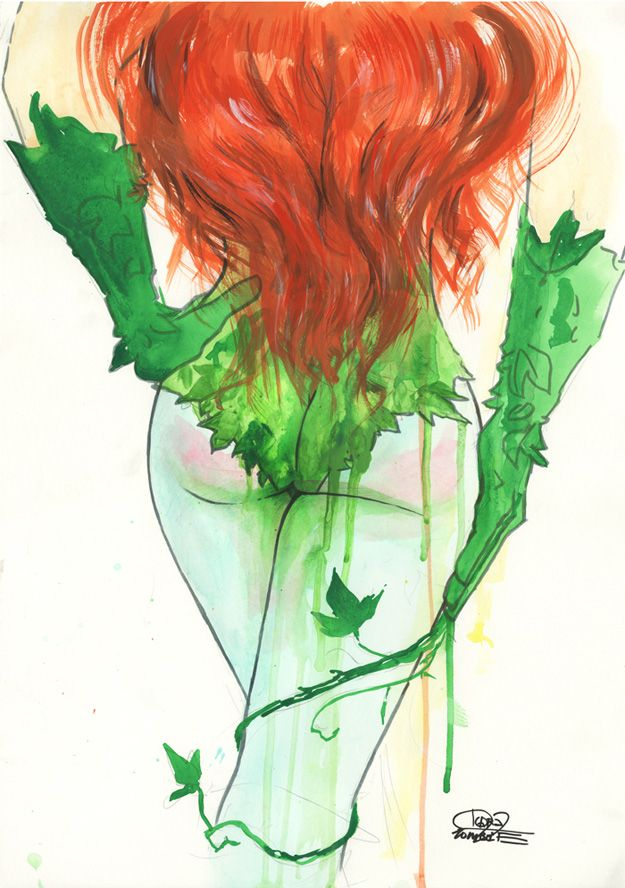 Poison Ivy by Lora Zombie *                                                                                                                                                                                 More