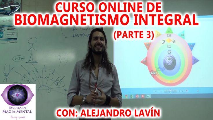 Test Muscular, Kinesiología y Biomagnetismo - Alejandro Lavín