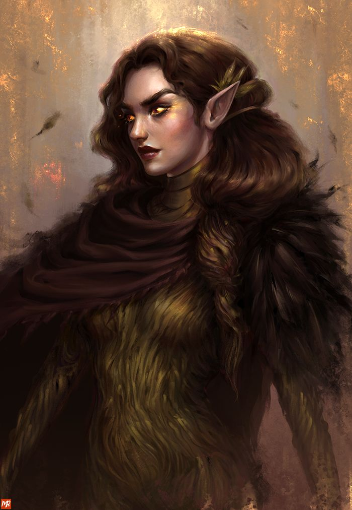A lil Saundor's deal accepting archfey Vex for belated Halloween? You can follow me on twitter for art and live yelling every Thursday night btw.
