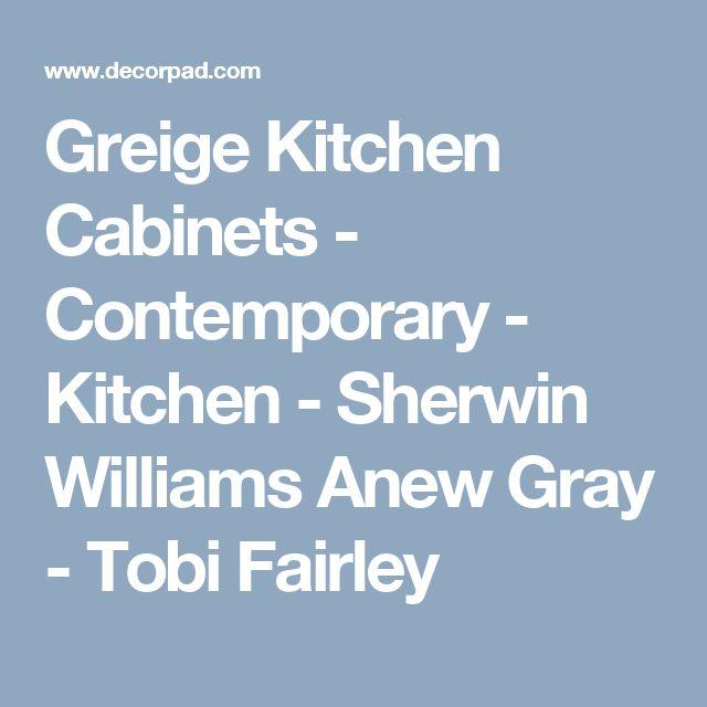 sherwin williams contemporary kitchen - photo #37