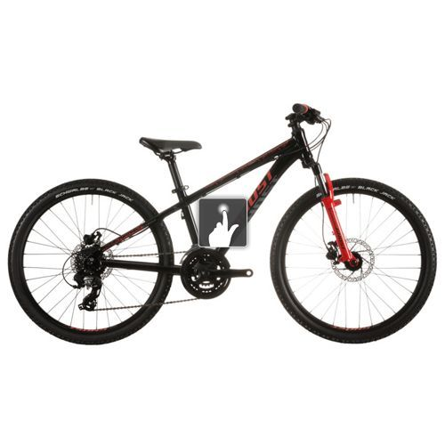Ghost Powerkid 24-Zoll Disc-Kinderfahrrad 2015 | Chain Reaction Cycles