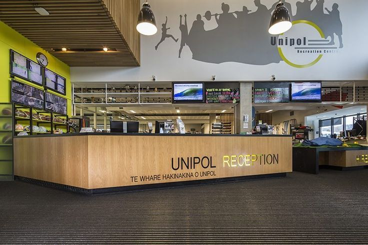 Unipol Registration Desk