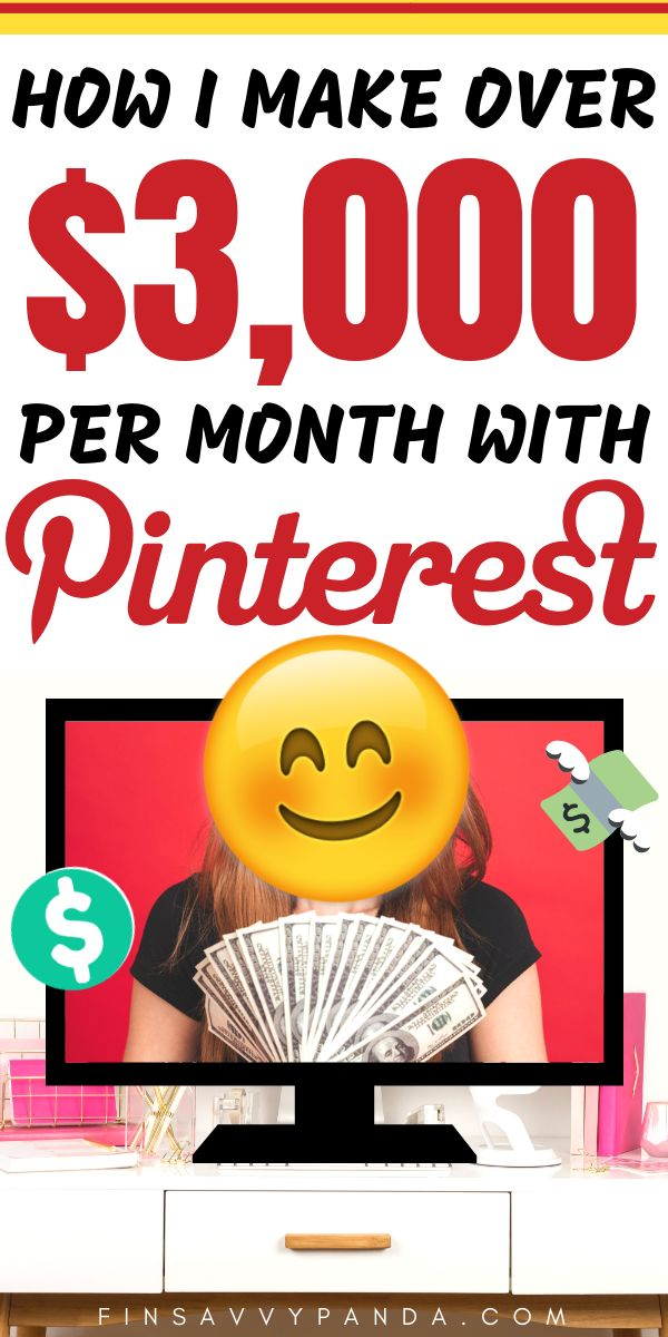 How To Make Money on Pinterest in 2019 (For Beginners – Tina Schoenfeld Billingsley