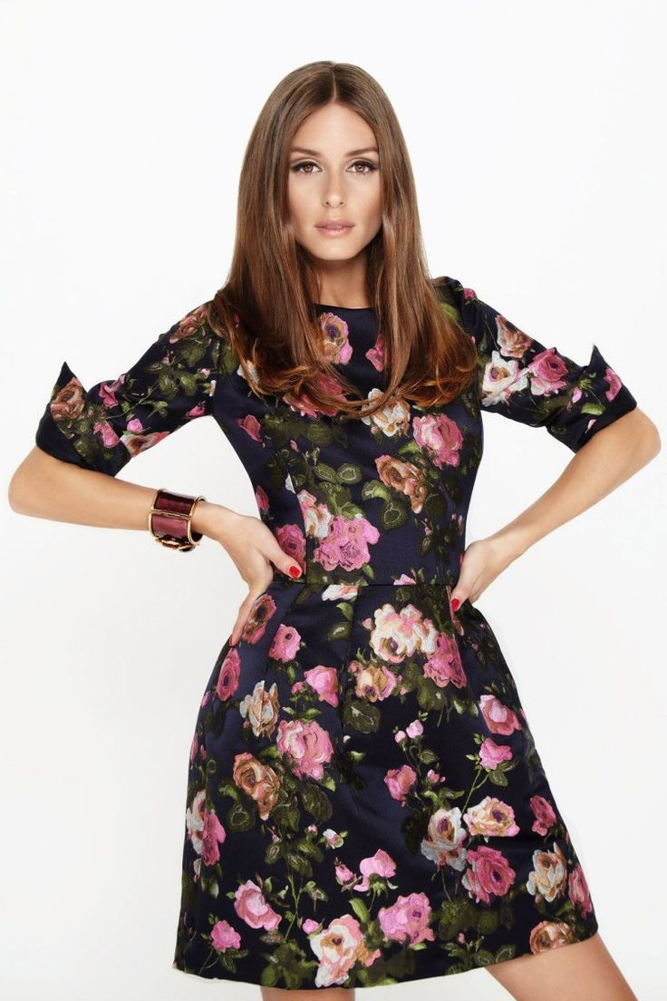 Olivia Palermo Teams up with Oscar De La Renta for The Outnet Lookbook | Sassi Sam Girlie Gossip Files