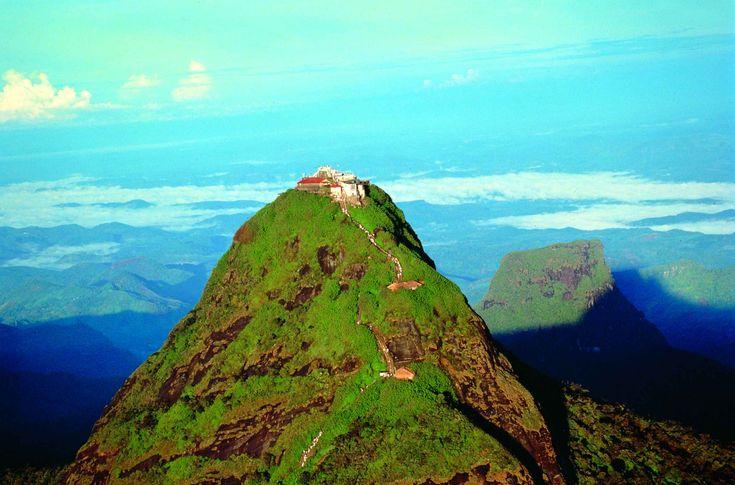 Sri Pada...Somewhere to return to one day:)