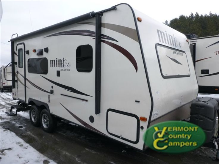 New 2017 Forest River RV Rockwood Mini Lite 2109S Travel