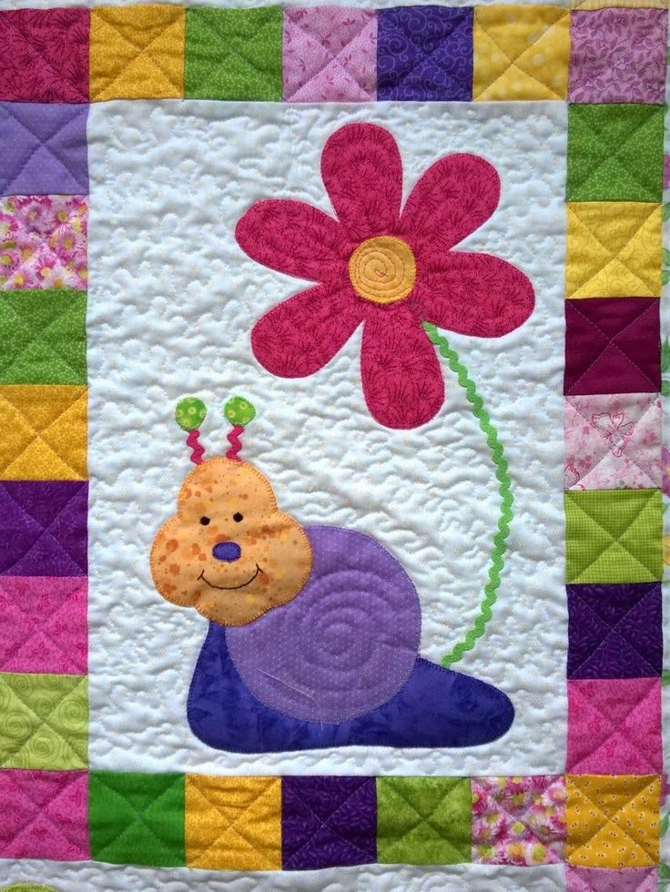 606 Best Handmade Baby Quilts Images On Pinterest Baby