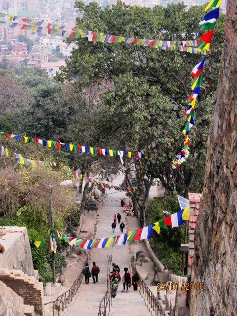 Ступени Непала
