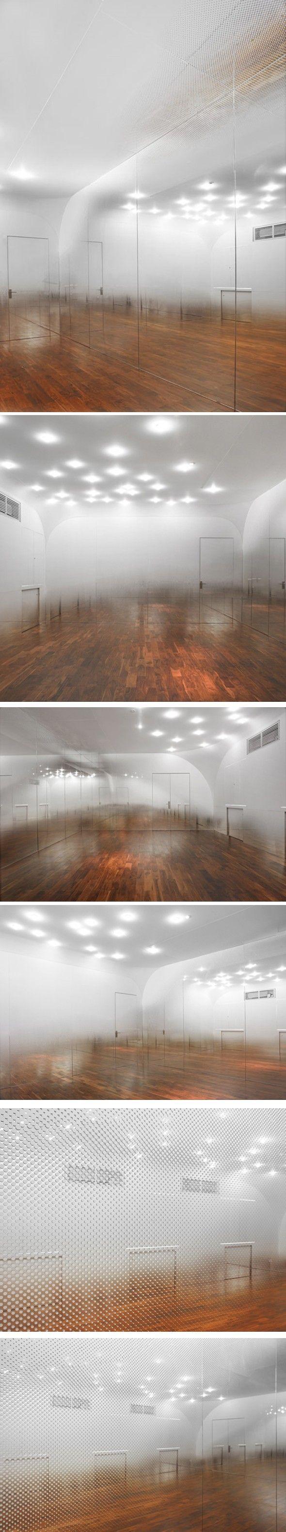 ANZAS Dance Studio par Tsutsumi et Associates - Journal du Design