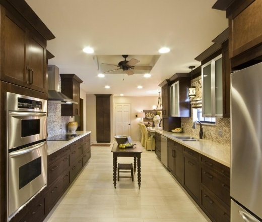 62 Best Images About Galley Kitchens On Pinterest