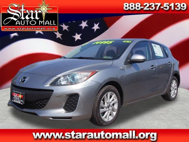 Used 2013 Mazda MAZDA3 i Touring AT 5-Door for Sale in Bethlehem PA 18020 Star Auto Mall