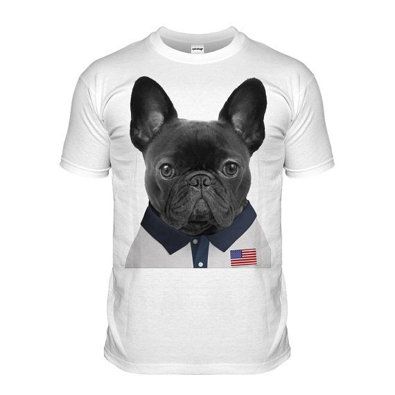 USA Rugby T-shirt Frenchie