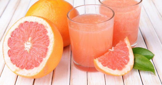 Dimagrire: succo di pompelmo efficace secondo uno studio
