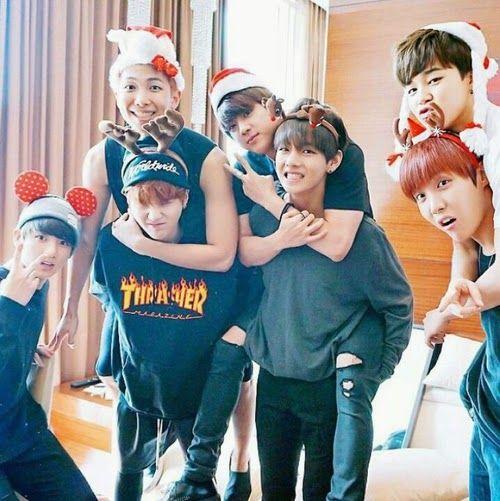 BTS || Bangtan Boys