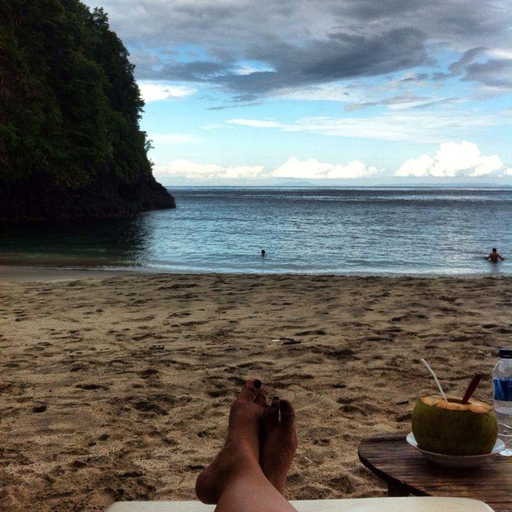 Pasir Putih, Bali, Indonesia