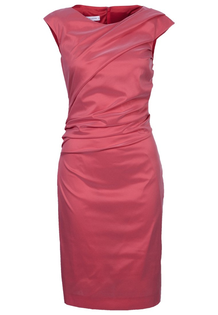 Mother of the Groom dress? http://www.zalando.co.uk/rene-lezard-shift-dress-red-re121c00s-302.html