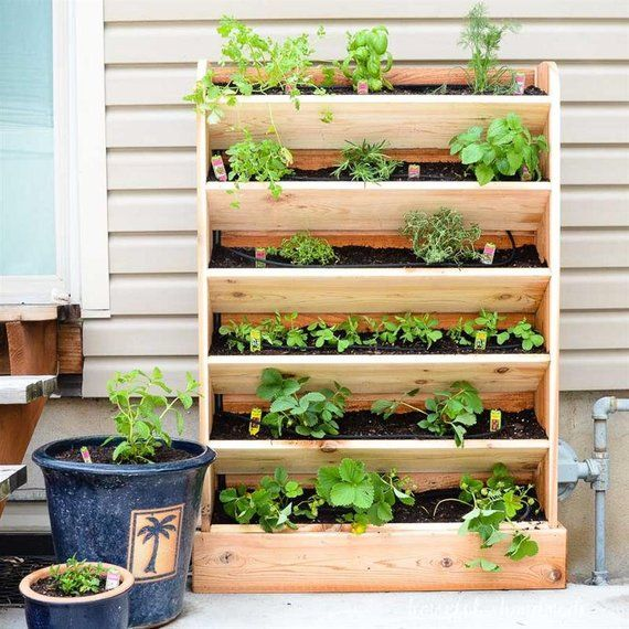 outdoor planter indoor planter vertical planter hanging on indoor herb garden diy wall vertical planter id=92565