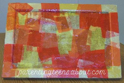 teen room ideas, teen crafts, hip to be square, craft project for teens, Bulletin Board