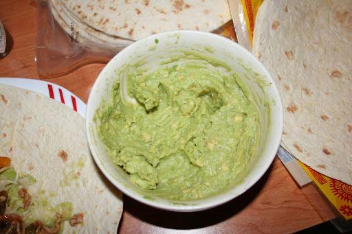 Creamy Guacamole Dip Recipe on Yummly   Recipes to try   Pinterest