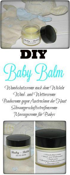 Der Baby Balm ist das perfekt Geschenk für die werdende Mama und für kleine Babys. Er wird aus nur 4 Zutaten hergestellt.
