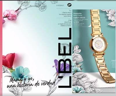 catalogo lbel campaña 7 2017