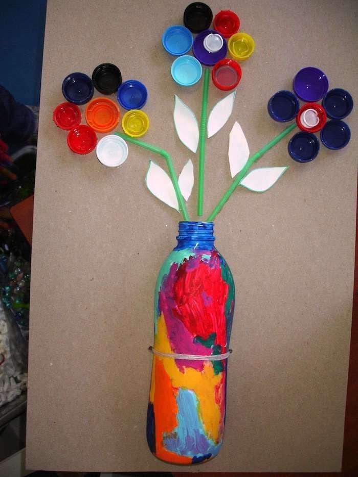 31++ Recycling basteln mit kindern ideen