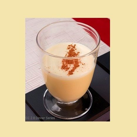Winter Warming Eggnog (Dukan Diet Attack Phase Recipe)