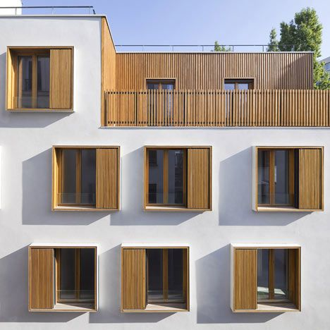 French studio Explorations Architecture have completed a social housing block beside one of the narrowest streets in Paris. (more…)