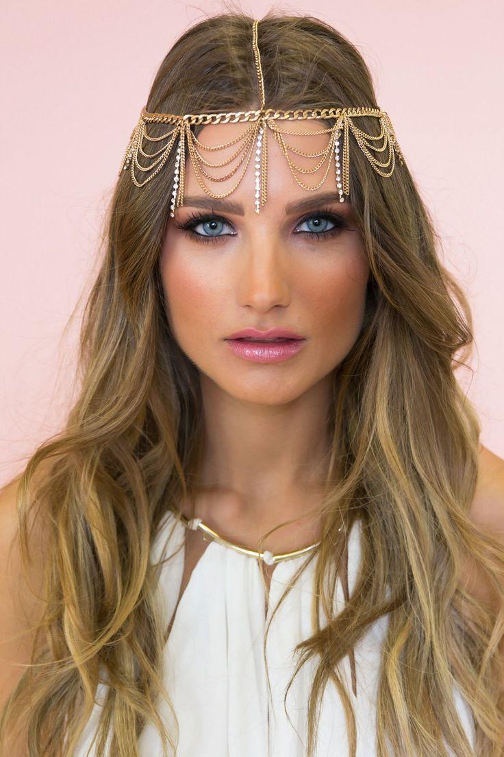 Queen Nefertiti Metal Headband – Haute & Rebellious