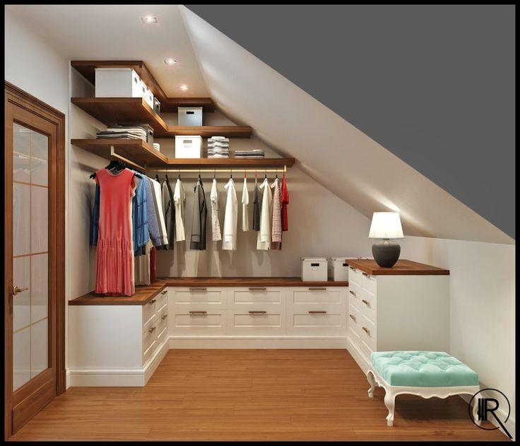 Dachschrägen gestalten Mit diesen 6 Tipps richtet ihr euer - schlafzimmer mit schrge einrichten