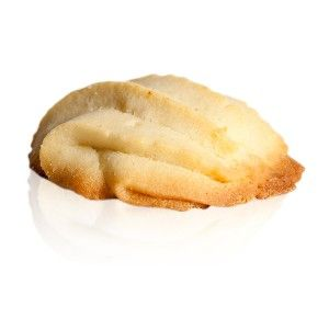 Butter Biscuit - A vanilla butter biscuit