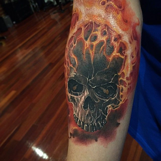 34 best ghost rider tattoo designs images on pinterest