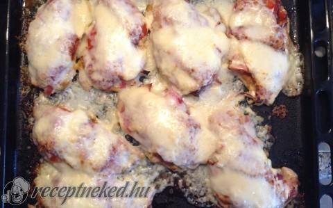 Rakott csirkemell