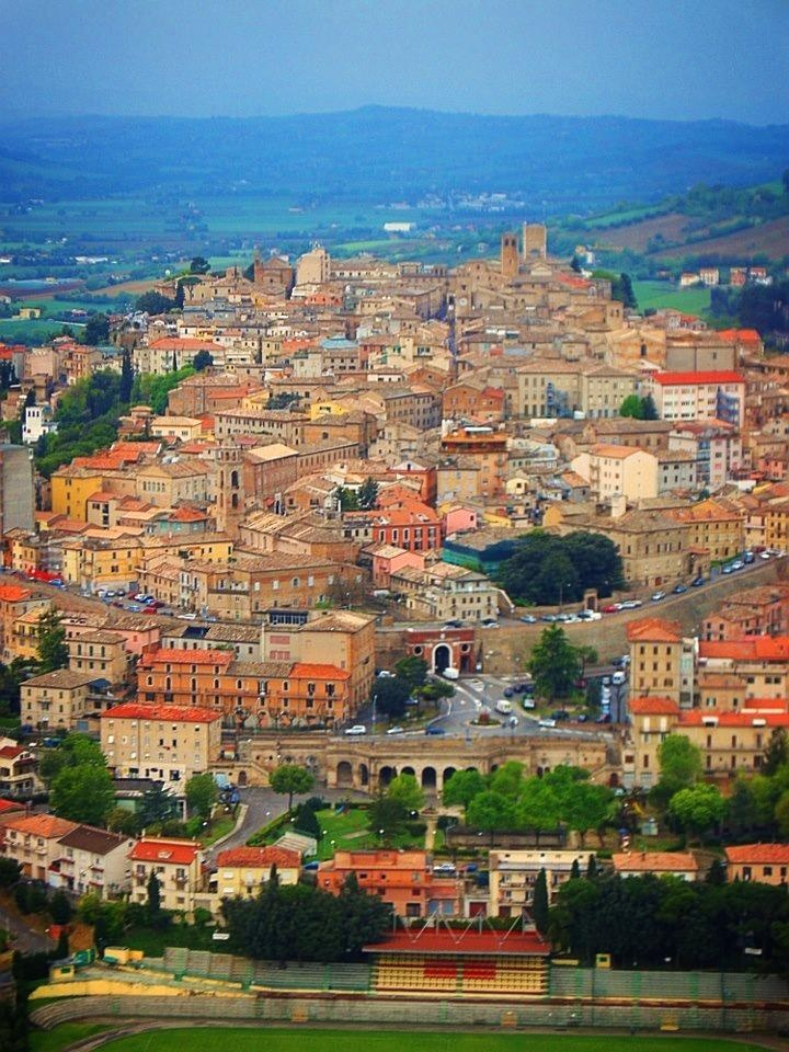 Osimo, Le Marche, Italy