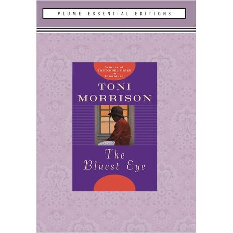 'The Bluest Eye' Toni Morrison's first novel, heralded for its richness of language and boldness of vision.  Set in the author's hometown of Lorain, Ohio, it tells the story of black, eleven-year-old Pecola Breedlove. Pecola prays for her eyes to turn blue so that she will be as beautiful and beloved as all the blond, blue-eyed children in America. In the autumn of 1941, the year the marigolds in the Breedloves' garden do not bloom. Pecola's life does change- in painful, devastating ways.