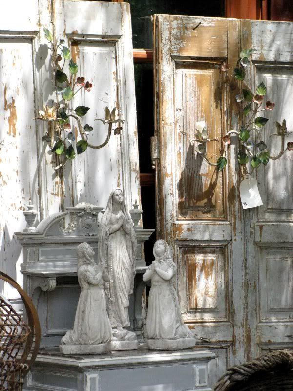 468 curated catholic gardens altars statues ideas by smedina1993 - Boutique brocante paris ...