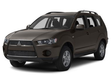 2013 Mitsubishi Outlander SUV - Overview